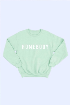 Wild Lilies Jewelry  Homebody Mint Sweater - Alternate List Image