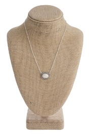 Wild Lilies Jewelry  Howlite Pendant Necklace - Product Mini Image