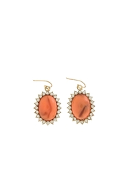 Wild Lilies Jewelry  Jewel Sunburst Earrings - Product Mini Image
