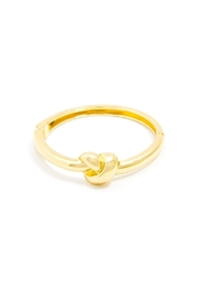 Wild Lilies Jewelry  Knot Bangle Bracelet - Product Mini Image