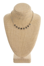 Wild Lilies Jewelry  Labradorite Beaded Necklace - Product Mini Image
