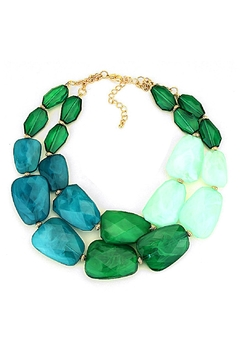 Shoptiques Product: Layered Beaded Necklace