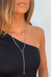 Wild Lilies Jewelry  Layered Chain Necklace - Back cropped
