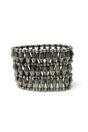 Wild Lilies Jewelry  Layered Hematite Bracelet - Product Mini Image