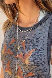 Wild Lilies Jewelry  Layered Lariat Necklace - Product Mini Image