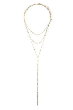 Shoptiques Product: Layered Lariat Necklace