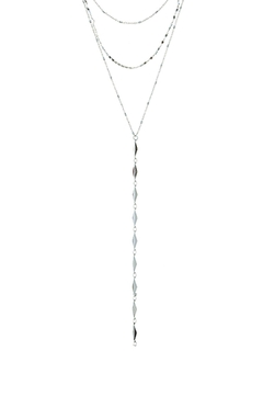 Shoptiques Product: Layered Lariatt Necklace