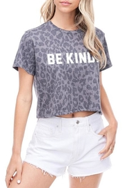 Wild Lilies Jewelry  Leopard Crop Top - Product Mini Image