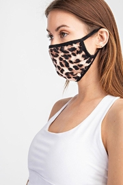 Wild Lilies Jewelry  Leopard Face Mask - Product Mini Image
