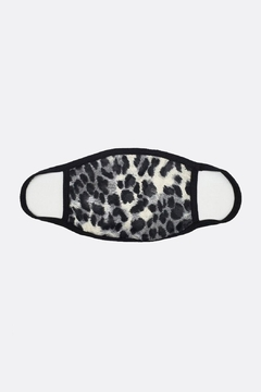 Wild Lilies Jewelry  Leopard Face Mask - Product List Image