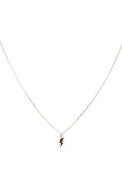 Wild Lilies Jewelry  Lightning Bolt Necklace - Alternate List Image