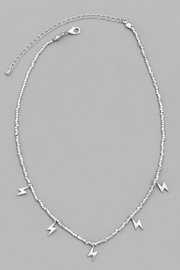 Wild Lilies Jewelry  Lightning Bolt Necklace - Product Mini Image
