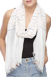 Wild Lilies Jewelry  Lightweight Striped Scarf - Product Mini Image