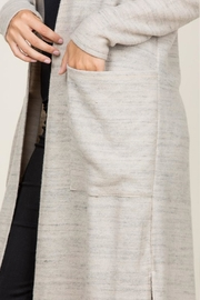 Wild Lilies Jewelry  Long Cardigan Sweater - Side cropped