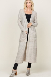 Wild Lilies Jewelry  Long Cardigan Sweater - Other