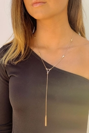 Wild Lilies Jewelry  Long Lariat Necklace - Product Mini Image
