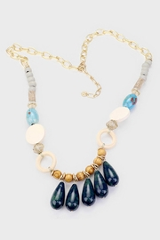 Wild Lilies Jewelry  Long Statement Necklace - Product Mini Image
