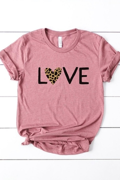 Wild Lilies Jewelry  Love Tee Shirt - Alternate List Image