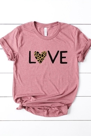 Wild Lilies Jewelry  Love Tee Shirt - Product Mini Image