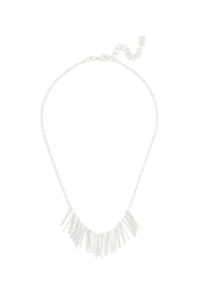 Wild Lilies Jewelry  Metal Fringe Necklace - Product Mini Image