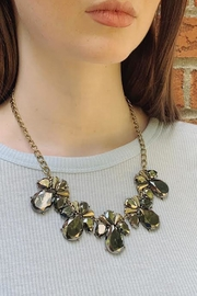 Wild Lilies Jewelry  Metal Statement Necklace - Product Mini Image