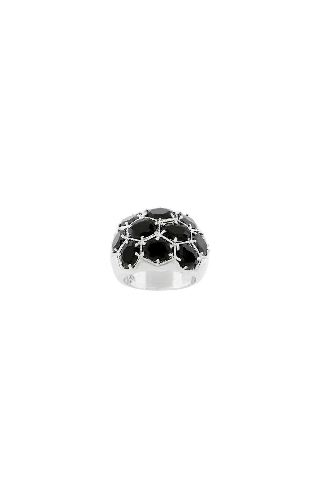 Wild Lilies Jewelry  Midnight Dome Ring - Main Image