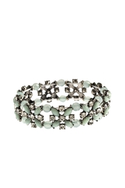 Wild Lilies Jewelry  Mint Crystal Bracelet - Product Mini Image
