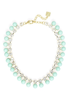 Shoptiques Product: Mint Statement Necklace