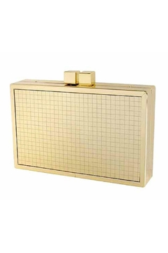 Shoptiques Product: Mirrored Box Clutch