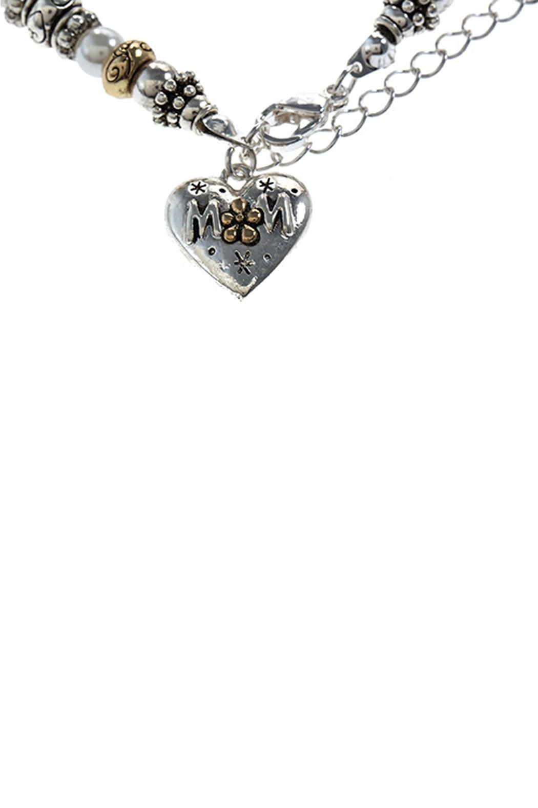 Wild Lilies Jewelry  Mom Charm Bracelet - Front Full Image