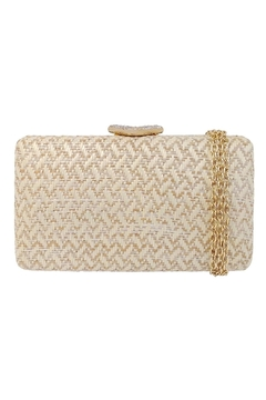 Shoptiques Product: Nude Box Clutch