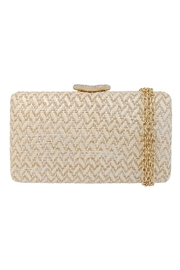 Wild Lilies Jewelry  Nude Box Clutch - Product Mini Image