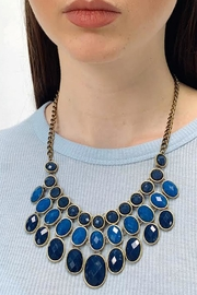 Wild Lilies Jewelry  Ombre Blue Necklace - Product Mini Image