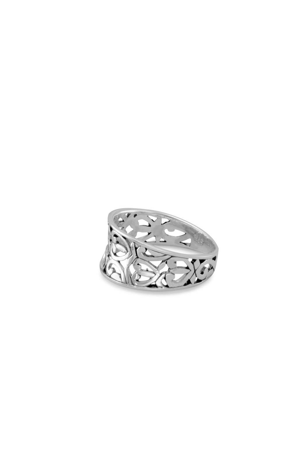 A Heart Ring