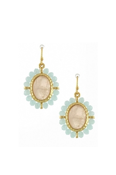 Wild Lilies Jewelry  Pastel Drop Earrings - Product List Image