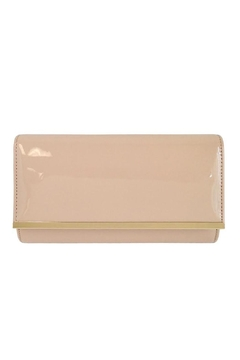 Wild Lilies Jewelry  Patent Leather Clutch - Product List Image