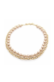 Wild Lilies Jewelry  Pearl Chain Necklace - Product Mini Image