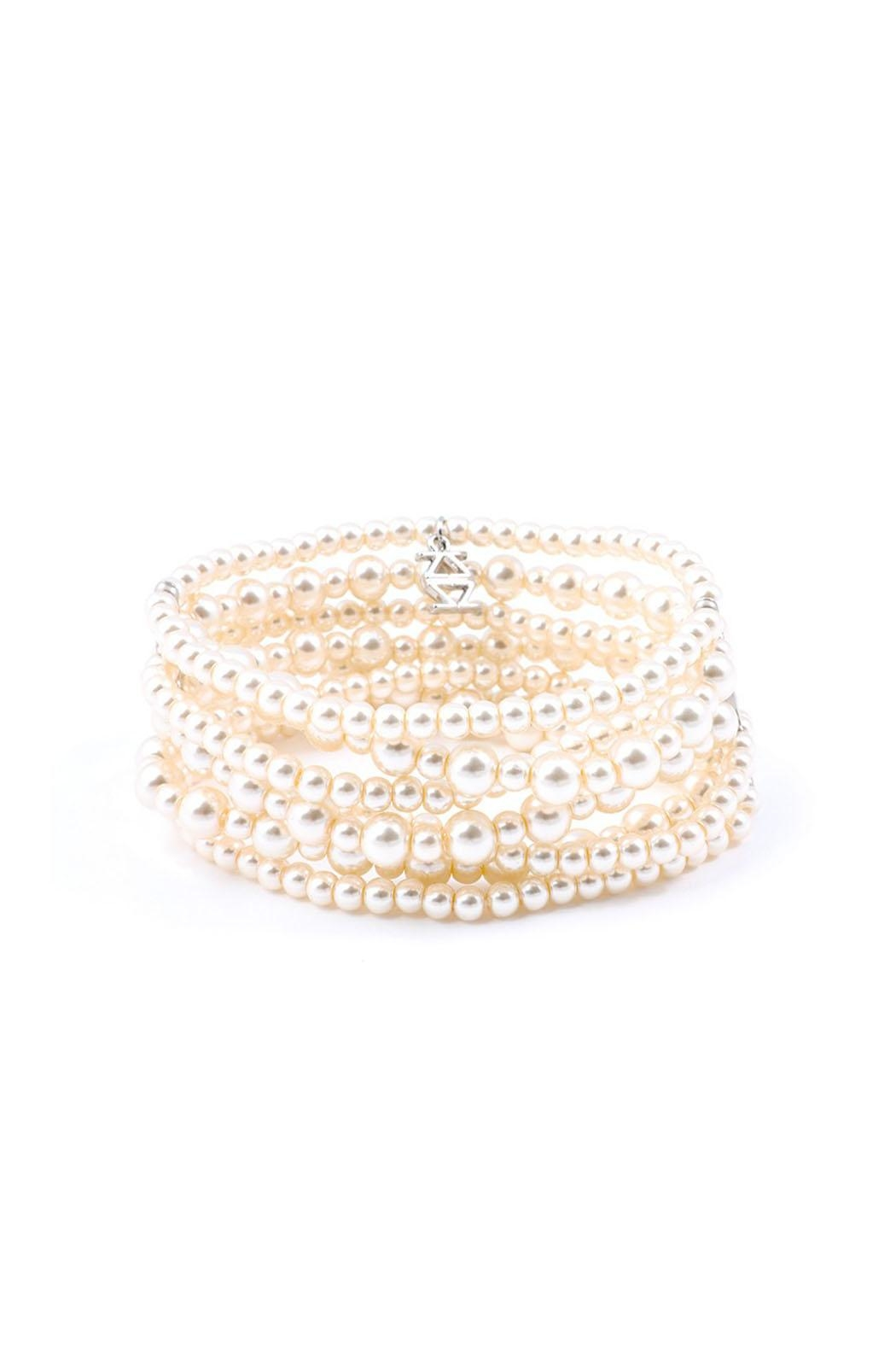 Wild Lilies Jewelry  Pearl Layered Bracelet - Main Image