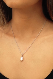 Wild Lilies Jewelry  Pearl Pendant Necklace - Product Mini Image