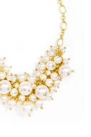 Wild Lilies Jewelry  Pearl Statement Necklace - Side cropped