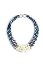 Wild Lilies Jewelry  Pearl Statement Necklace - Product Mini Image