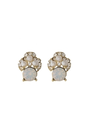 Wild Lilies Jewelry  Pearl Stud Earrings - Product Mini Image
