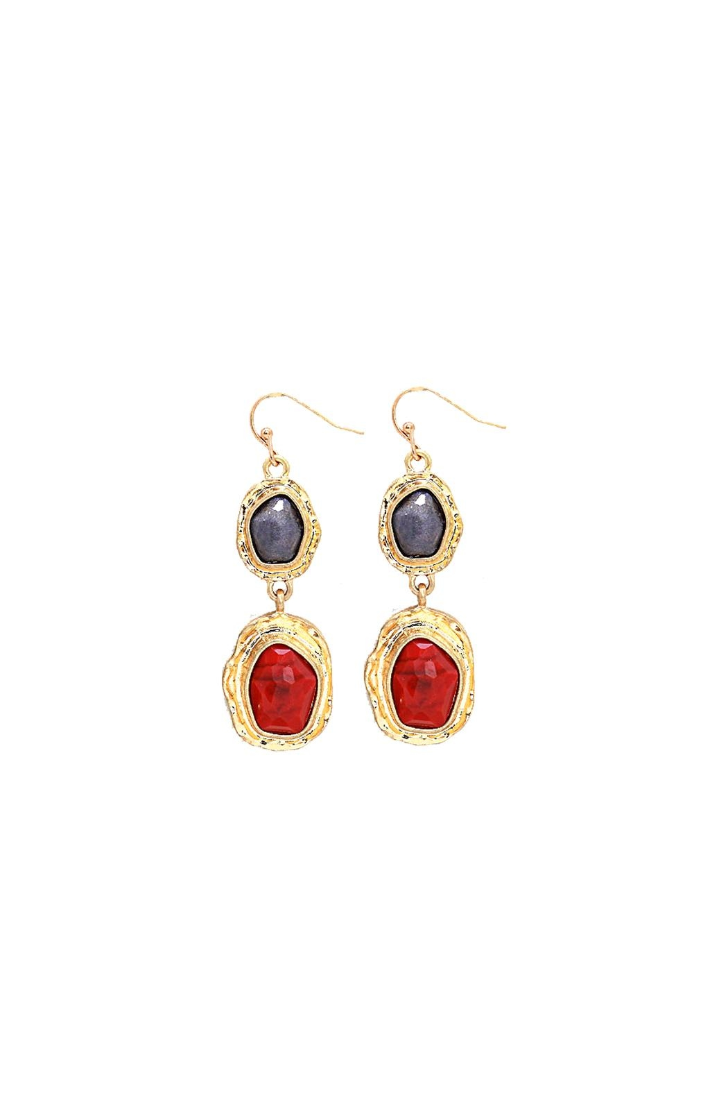 amora and eshop adon earrings gems gem jewellery rings