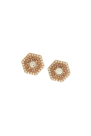 Wild Lilies Jewelry  Pink Stud Earrings - Product Mini Image
