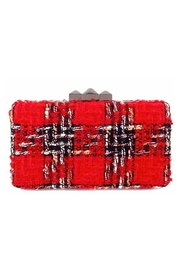 Wild Lilies Jewelry  Plaid Box Clutch - Product Mini Image