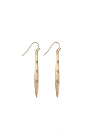 Wild Lilies Jewelry  Pointed Bar Earrings - Product Mini Image