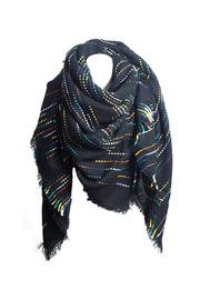 Wild Lilies Jewelry  Rainbow Blanket Scarf - Product Mini Image