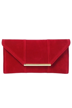 Wild Lilies Jewelry  Red Velvet Clutch - Product List Image