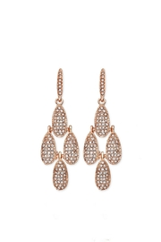 Wild Lilies Jewelry  Rose Gold Chandelier Earrings - Product Mini Image