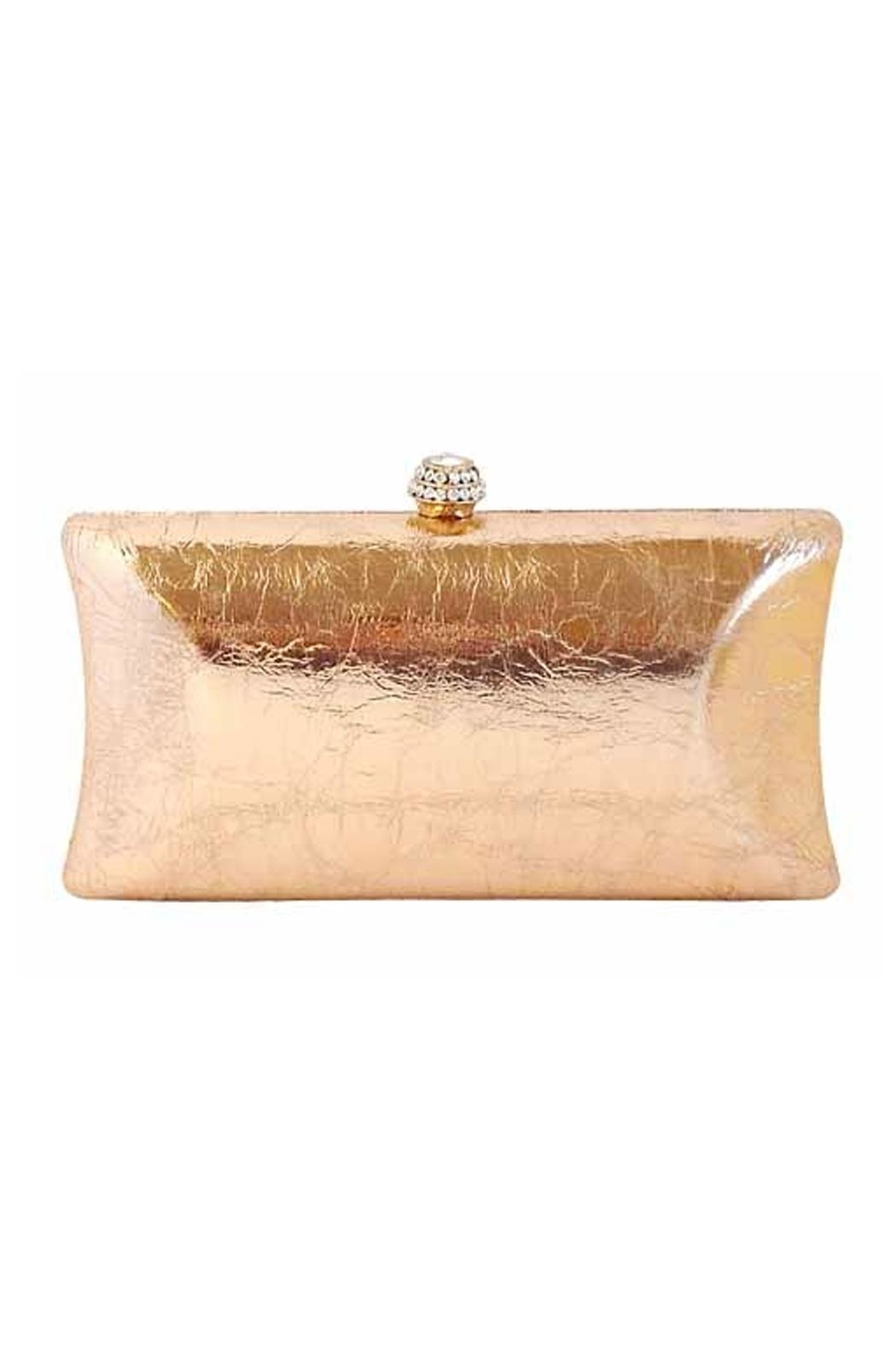 Wild Lilies Jewelry  Rose Gold Clutch - Main Image